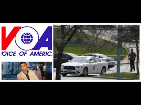 Three killed as gunman attacks Kansas Jewish center-Report by Asad Hassan- VOA- Urdu