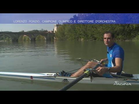 Lorenzo Porzio, campione olimpico e direttore d'orchestra