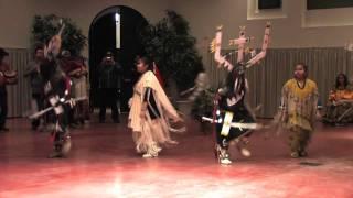 Dischchii'bikoh Apache Group Crown Dance