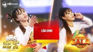 Thách thức danh hài 3   tổng hợp 2 tiết mục của cô gái dân tộc Mường Lâm Oanh