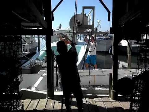 Commercial fishing fail