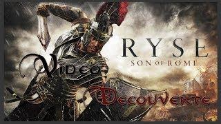 XBOX ONE: Découverte Ryse : Son Of Rome