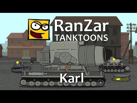 Tanktoon - Karl
