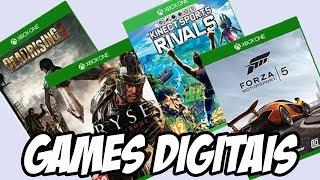Microsoft e os games digitais , boas notícias