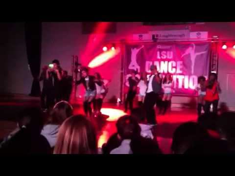 RAWKUS LSU DANCE COMPETITION 2012