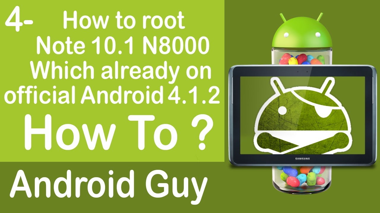 how use root android.