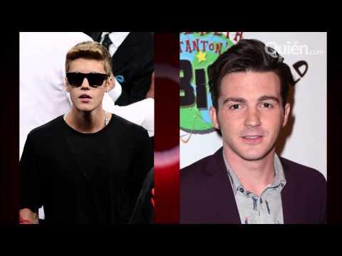 Drake Bell se lanza contra Justin Bieber