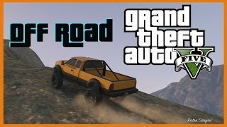 GTA 5: Off-Road Trails Gameplay (Grand Theft Auto 5 For
