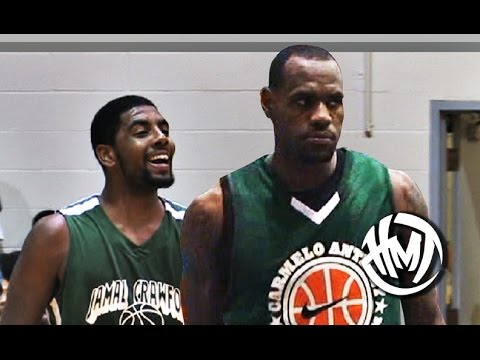 LeBron James RETURNS To Cleveland To Team Up With Kyrie Irving!