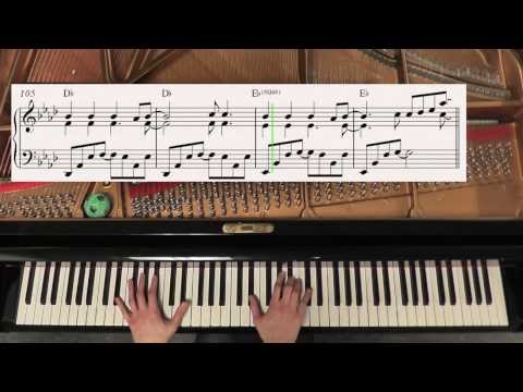 All of Me - John Legend - Piano Cover Video by YourPianoCover