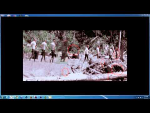 M.K.Davis Produces An Amazing Version of the Patterson Bigfoot Film