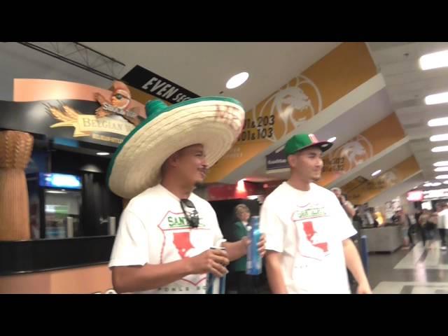 canelo alvarez vs perro angulo at the mgm EsNews Boxing