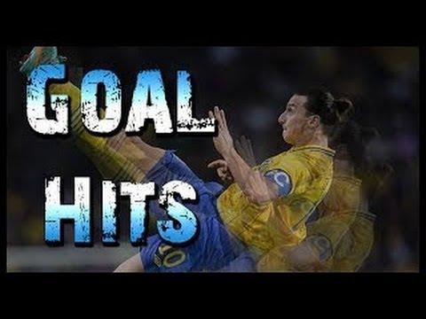 Goal Hits | ManU vs Olympiacos | Van Persie