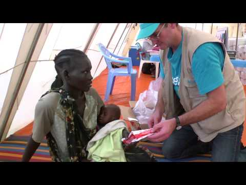 Malakal - South Sudan, Camp for internally displaced people