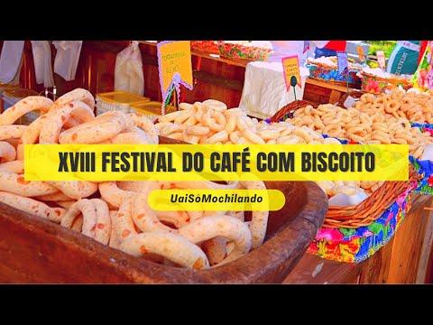 XVIII FESTIVAL DO CAFÉ COM BISCOITO EM SÃO TIAGO DEFÉRIAS 2016 EP04