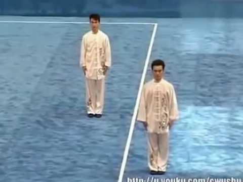 Bài Trần thức Thái Cực quyền tuyệt đep do vận động viên Trung Quốc biểu diễn.
