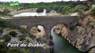 Roadbook moto Hérault : Les Gorges de l'Hérault