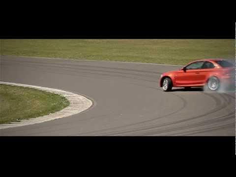 Тест-драйв BMW 1 Series M Coupe