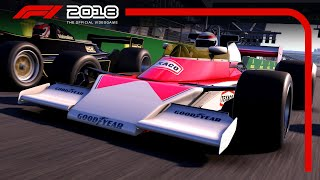 F1 2018 - Full Classic Car Reveal