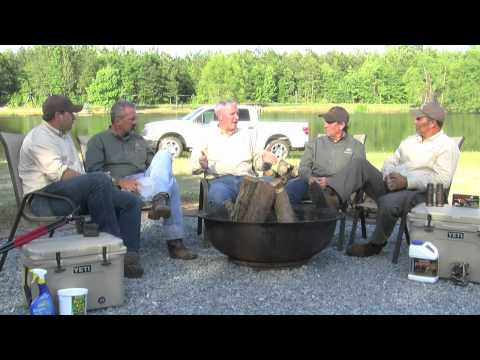 2012 Tecomate Whitetail Nation Episode 7 Ext FF - How to Stop Deer from Overgrazing Food Plots