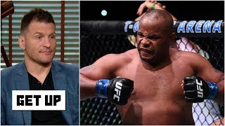 Stipe Miocic says rematch vs. Daniel Cormier will be different | Get Up