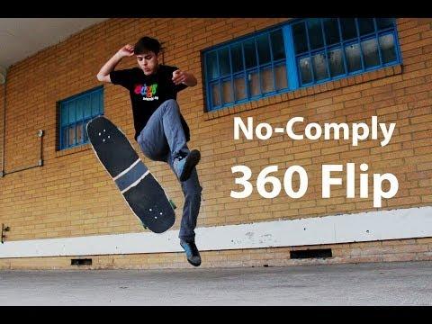 No-Comply 360 Flip