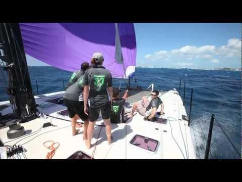 Gunboat Class at St Maarten Heineken Regatta 2013