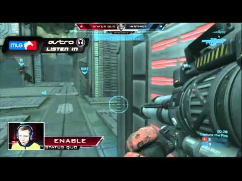 MLG Columbus 2012 - Halo: Reach Final: Instinct vs Status Quo (Game 4)