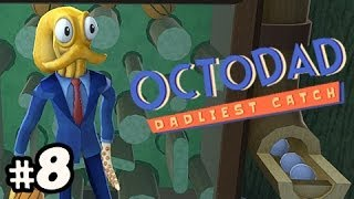 EXTREME AIR HOCKEY - Octodad Dadliest Catch w/ Nova Ep.8