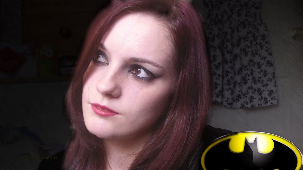 Catwoman michelle pfeiffer makeup tutorial requested by