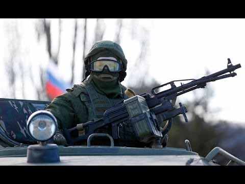 World War 3 : Tensions High as the Bear of Gog and Magog invades Cremia Ukraine (Mar 03, 2014)