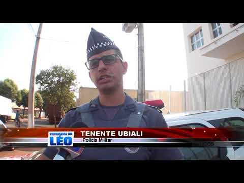 05/06/2018 - Polícia Militar de Guaíra troca tiros com bandidos durante explosão a caixas eletrônicos
