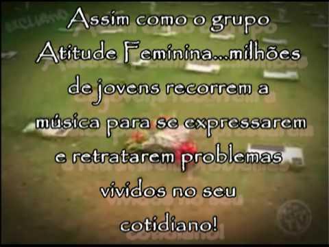Rosas Atitude Feminina *-