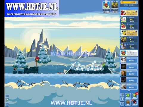 Angry Birds Friends Tournament Level 3 Week 85 (tournament 3) no power-ups