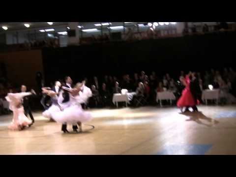 Helsinki Open WDSF World Open final waltz 2013