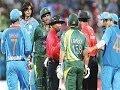 India VS Pakistan Six Biggest fights of Cricket