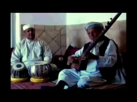 Herati song,Herati music- (رنگ کریم هراتی )the famous rang of ustad Karim Herawi -dutar of Herat#5