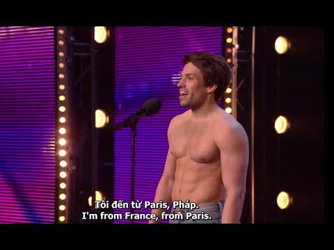 (Eng+Vietsub) Khi David và trai đẹp nước Pháp gặp nhau.