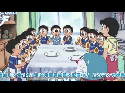 Doremon Tiếng Việt Full Mới Nhất 2014   Nobita Eleven và máy trao đổi đồ vật mp4