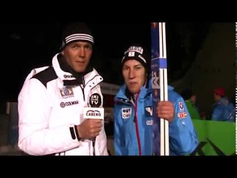 Thomas Diethart im Interview - Lahti 28.02.2014