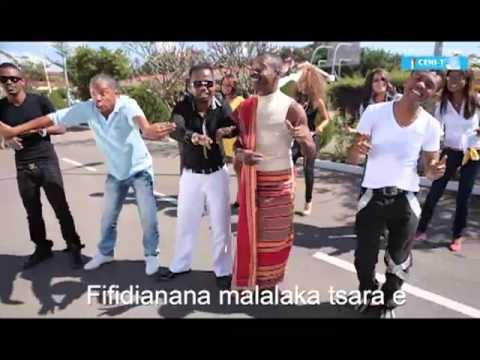 CLIP CENIT Chanson Electorale Madagascar 2013