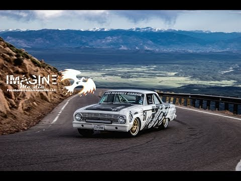 Aaron Kaufman | Pikes Peak 2014 | Gas Monkey Garage