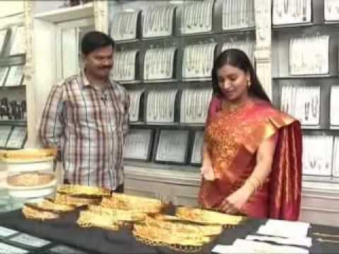 Bangaru Mahalakshmi - Gold & Diamond Jewellery Special Show - Vaddanam Designs