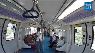 Bengaluru's Namma Metro goes underground -Exclusive visuals