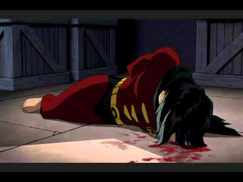 Robin's death from
