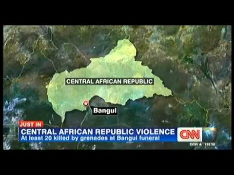 central african republic violence 28/03/2014