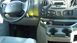 2011 Ford E350 Super Duty Passenger - Fair Oaks Ford - Naperville, IL 60563 videos
