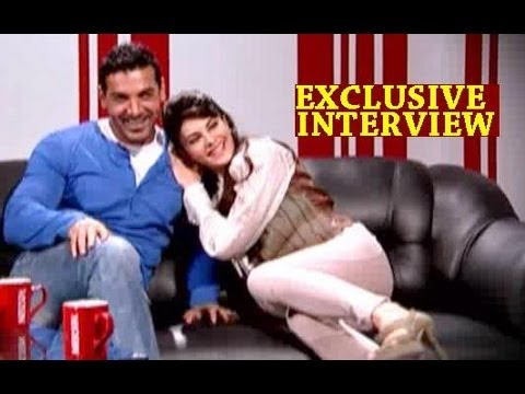 An interview with John Abraham & Jacqueline Fernandez - Housefull 2 special