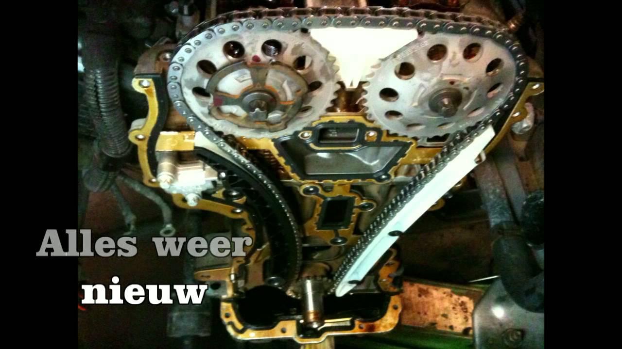 motor ketting vervangen wanneer