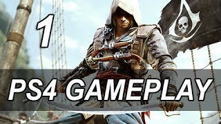 Assassin's Creed 4 Black Flag Gameplay Sequence 3 Open